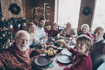 Los beneficios de pasar una Navidad en familia