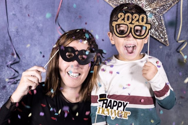 Nochevieja con niños: planes originales para el Año Nuevo