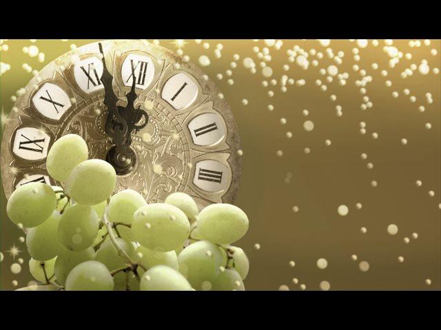 Nochevieja: cuidado con atragantarse con las uvas