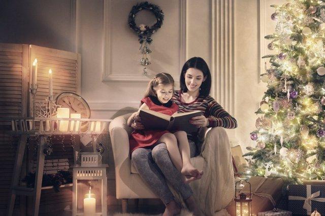 Cuento para leer en Navidad a los niños