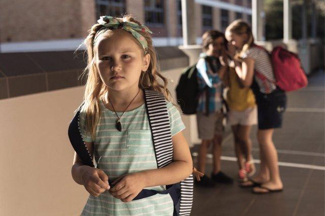 La comunicación con los más pequeños es muy importante a la hora de prevenir el acoso escolar.