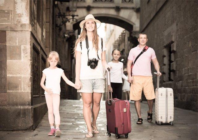Los mejores destinos para conocer en familia durante 2020
