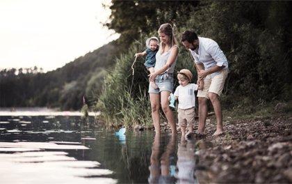 Ocio ambiental, conecta con tus hijos y con el medio ambiente al mismo tiempo