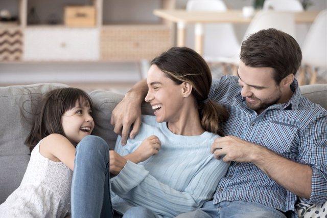 La educación en familia pasa por la transmisión de determinados valores.