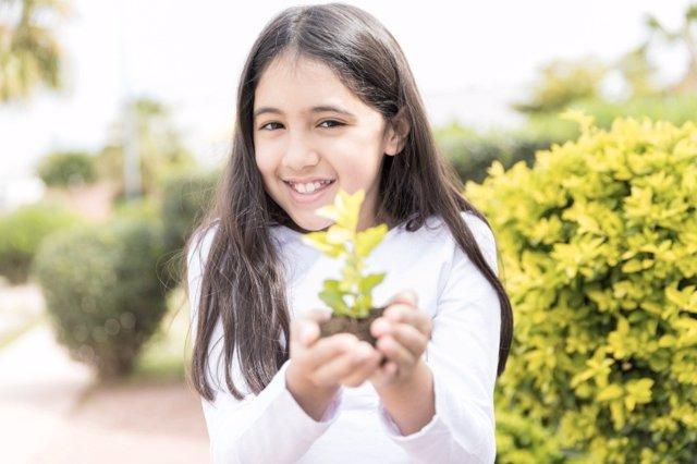 Ideas para que los niños de ciudad tomen conciencia del cambio climático