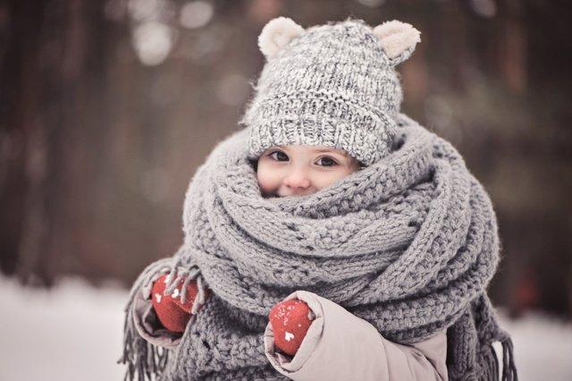 ¿Tu Bebé Siempre Frío? Descubre Por Qué Todos Son Frioleros