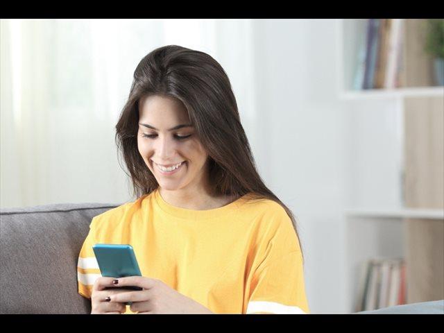 14 años, la edad media para iniciarse en el 'sexting'