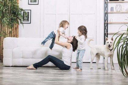 El tiempo libre de los niños: un restaurador de fuerzas