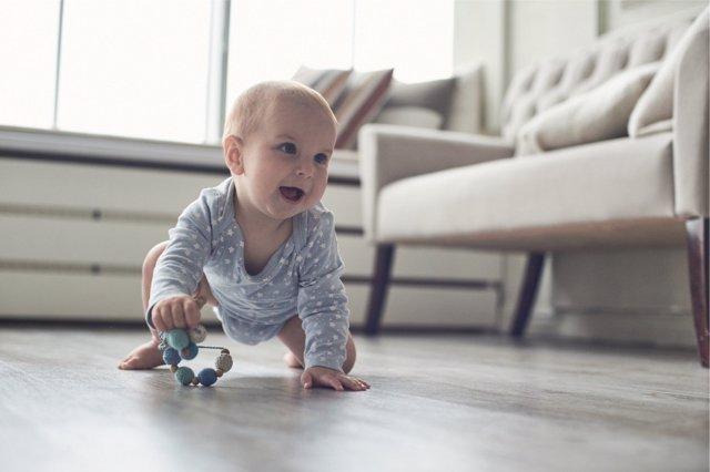 Los mejores ejercicios para estimular la motricidad de tu bebé.