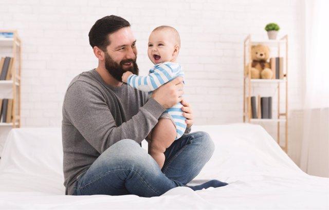 El juego puede ser el mejor estimulante para el desarrollo de los bebés.