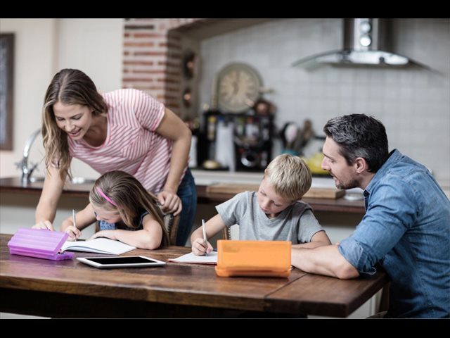 Decálogo para no perder el ritmo escolar durante el coronavirus