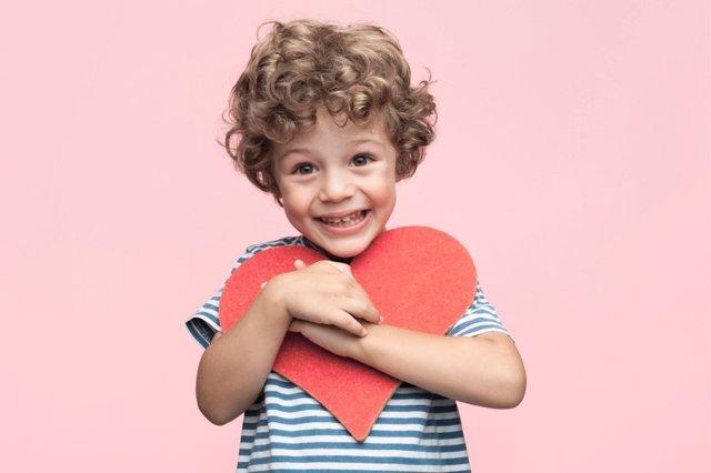 Altruismo, una capacidad que los niños tienen dese que llegan a este mundo.