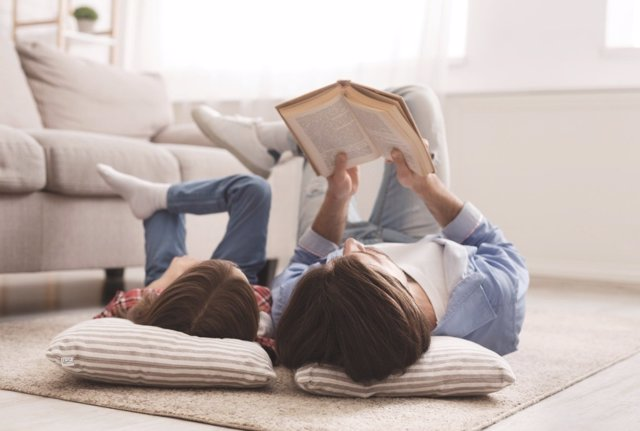 El número de lectores crece con el confinamiento por el coronavirus