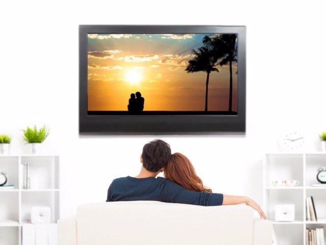 Siente la mejjor calidad de imagen en casa con un televisor 4K