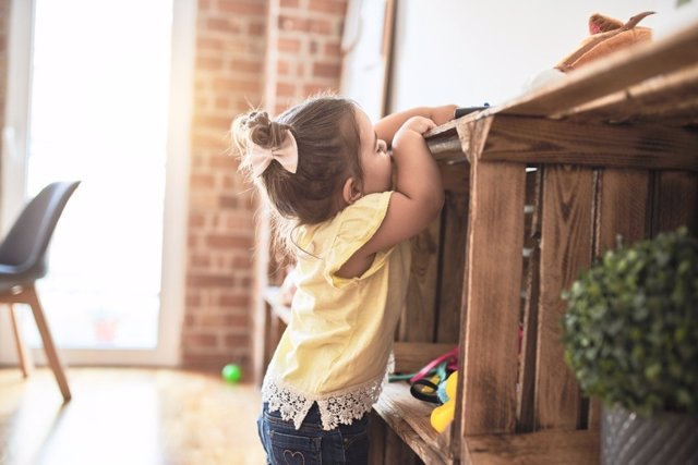 El riesgo de accidentes infantiles en casa aumenta durante el confinamiento