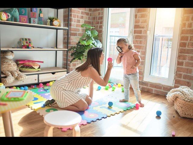 Sin salir de casa: así afecta a los niños el confinamiento
