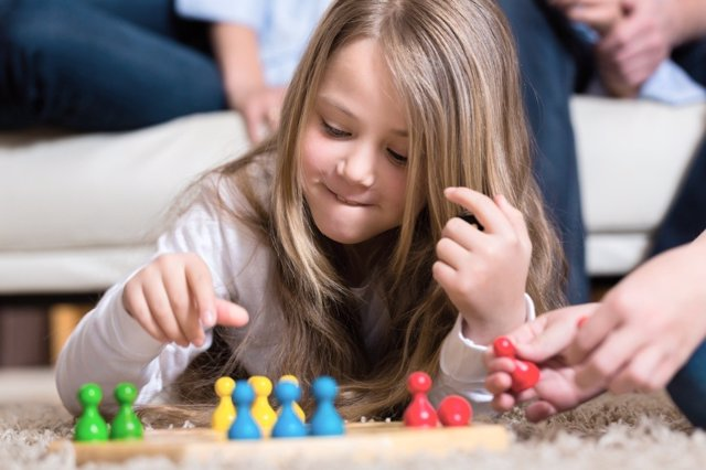 Ideas de juegos para niños: ¡aquí nadie se aburre!