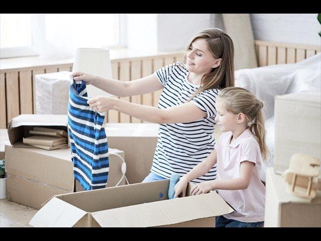 Autonomía infantil: deja que hagan su propio cambio de armario