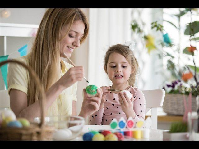 Semana Santa en casa: actividades para hacer familia en el confinamiento