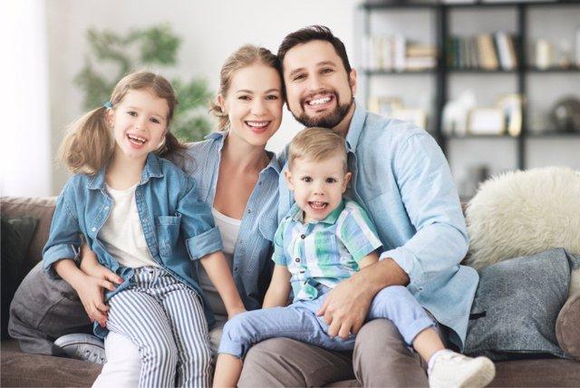 La estancia en casa durante el coronavirus puede ser el mejor momento para estrechar lazos en la familia.