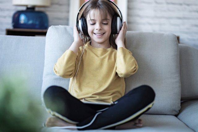 Los beneficios de los audiolibros para niños