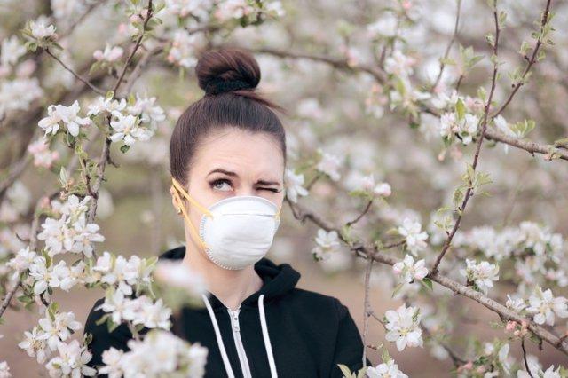 Cómo confundir los síntomas de la alergia de los del coronavirus