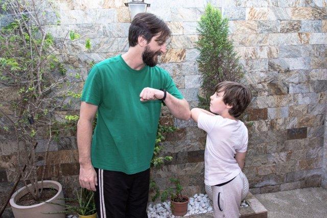 El coronavirus pone a prueba la resistencia de las familias