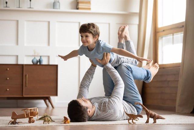 Cómo ser padre y madre a la vez cuando te quedas solo