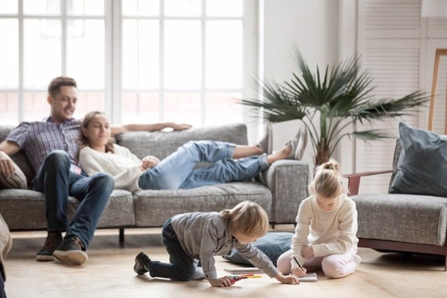 Educar a los hijos: 4 pilares fundamentales