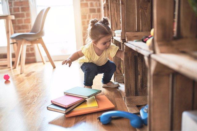 El confinamiento se ha traducido en un aumento de los accidentes domésticos.