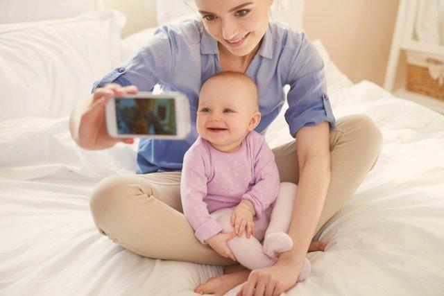 Así puedes favorecer la memoria de tu bebé