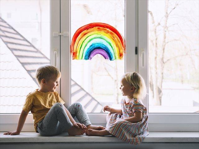 La distancia social, ¿podrán mantenerla los niños?