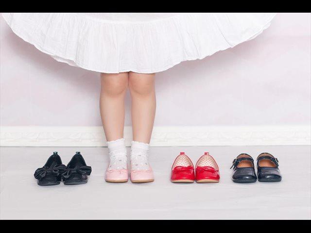Zapatos a su medida: el calzado ideal para los niños