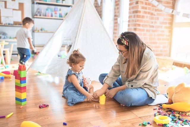Juegos para fomentar la inteligencia social de los niños