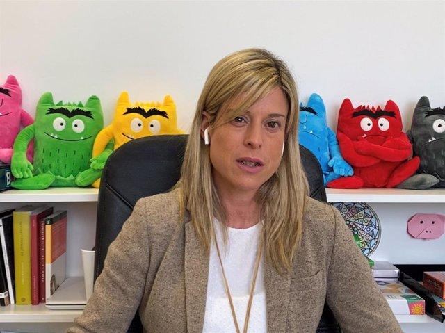María Campo: 'Se puede ser buena madre y a la vez querer tu desarrollo profesional'