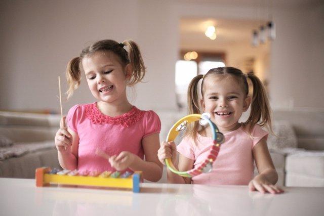 La improvisación musical de los niños: juegos para practicar con música
