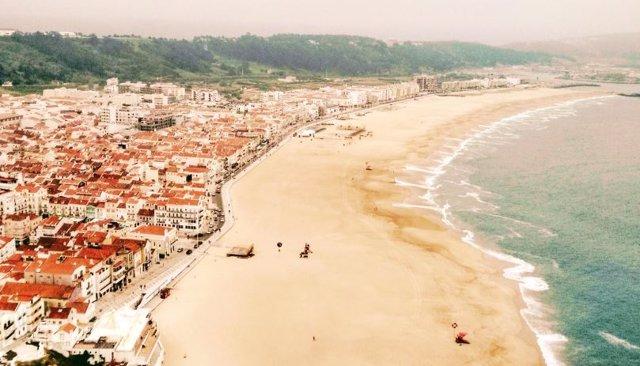 Ohai Nazaré, una bomba de oxígeno para tus vacaciones en la meca del surf en Portugal