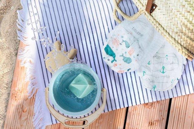 Pañales-bañador de LILLYDOO para bebés aventureros