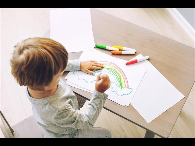 Los dibujos de los niños: averigua cómo es y cómo se siente por sus dibujos