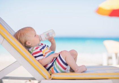 El calor, el verano, las vacaciones... y tu bebé