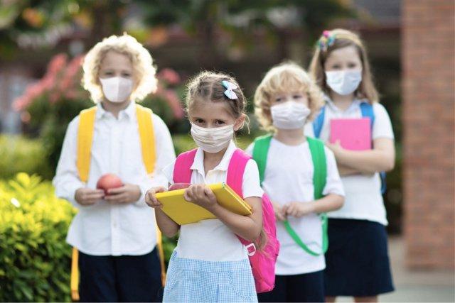 La escasa tasa de contagio entre niños augura una vuelta al cole más segura.