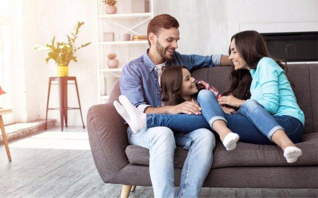 Diálogo y empatía, claves para resolver conflictos en familia