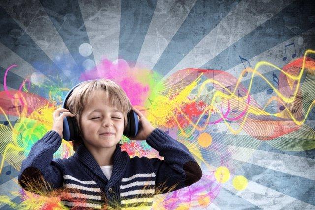 Ideas para familiarizar a los niños con la música