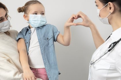 Pediatras españolas anuncian un registro de menores infectados por Covid-19