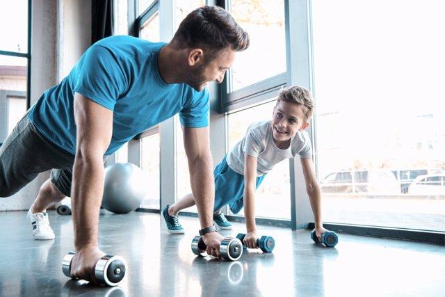 Descubre los beneficios del deporte de resistencia en niños y cómo practicarlo de forma segura.