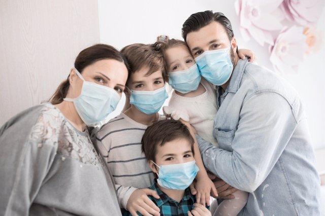Consejos para ayudar a que los más pequeños afronten los efectos psicológicos del coronavirus y la pandemia.