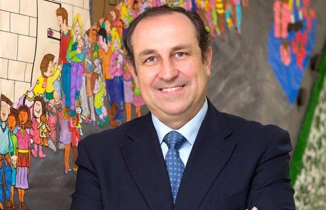 Fernando Alberca, profesor