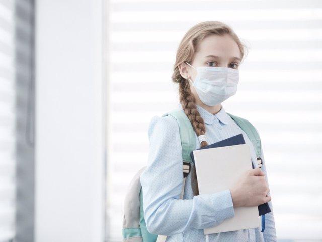 La vuelta al cole puede generar ansiedad con motivo de la pandemia, seguir estos consejos puede ayudar a aliviar el estrés
