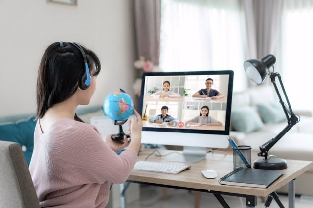 Para padres, esstudiantes y proferores protégete de los ciberataques