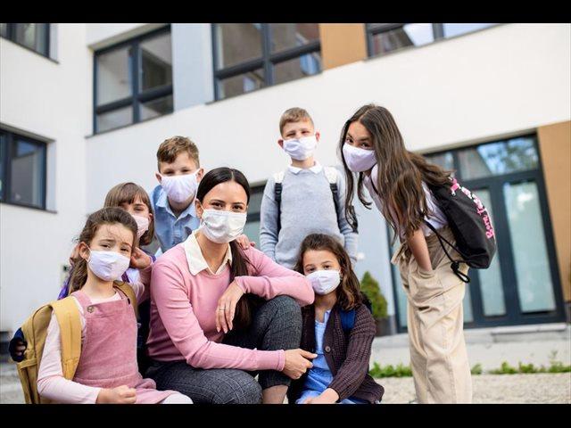 Los grupos burbuja y el estigma del positivo en el colegio